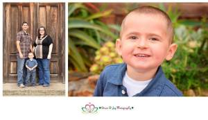 Ahhh, much better family photos. Thank god for real professionals!!