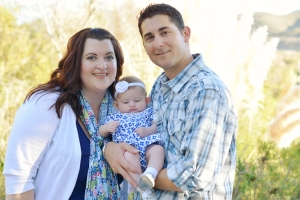 Amazing pics with second child--lesson learned!
